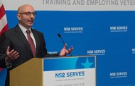 NS2 Serves Sponsors 'Call to Action' Forum to Back Veteran Employment