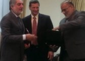 SkyLink Discusses Afghanistan's Aviation Infrastructure with Country's New CEO Dr. Abdullah Abdullah