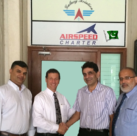 SkyLink Adds Pakistan's Galaxy Aviation to Global Logistics, Delivery Network - top government contractors - best government contracting event