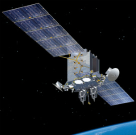 Airbus Wins $600M Inmarsat Satellite Production Contract; Rupert Pearce Comments - top government contractors - best government contracting event