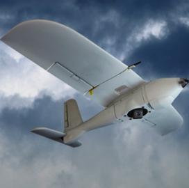 Lockheed Selects L-3 Digital Data Link for Small UAS - top government contractors - best government contracting event