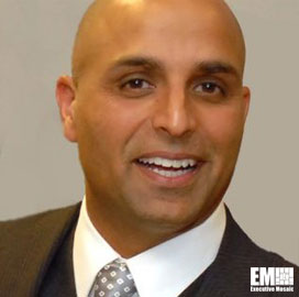 B. Chatterjee: CNSI Helps Washington Agency Integrate Social Service, Medicaid Payment Systems - top government contractors - best government contracting event
