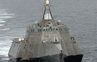 Lockheed-Led Group Unveils 9th Navy Littoral Combat Ship; Joe North Comments