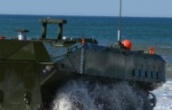 BAE-Iveco Team Bids on Marine Corps Amphibious Vehicle Contract