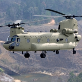 Singapore Taps Airbus, Boeing for Military Transport Helicopters - top government contractors - best government contracting event