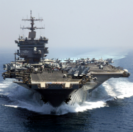 Navy Cancels RFP on Commercial Recycling of USS Enterprise's Non-Nuclear Parts - top government contractors - best government contracting event
