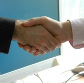 handshake partnership stock
