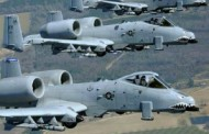 Air Force Issues A-10 Thunderbolt Wing Assembly Procurement RFP