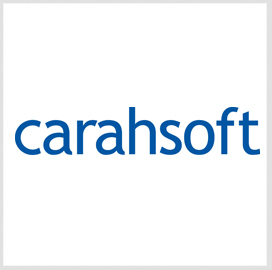 "CRN Selects Carahsoft to 2016 ""˜Solution Provider 500' List; Craig Abod Comments - top government contractors - best government contracting event"