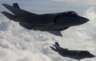 Northrop, UK Air Force Demo Communication Interoperability Between F-35, Typhoon Jets