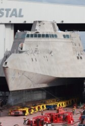 Navy to Conduct Christening Ceremony of Austal-Built USS Charleston - top government contractors - best government contracting event