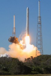 SpaceX Named Launch Service Provider for 1st Kacific Broadband Satellite - top government contractors - best government contracting event