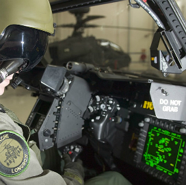 Rockwell Collins Hands Cockpit Video Platform to US Army; Troy Brunk Comments - top government contractors - best government contracting event
