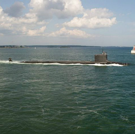 Electric Boat-Made Sub 'North Dakota' Deploys Underwater Drones in 1st Naval Mission - top government contractors - best government contracting event