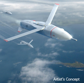 DARPA to Host Proposers' Day for 'Gremlins' UAS Program - top government contractors - best government contracting event