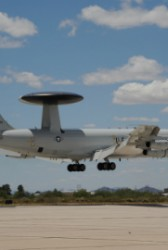 USAF Installs 1st 'Identification Friend or Foe' System Upgrade on AWACS Aircraft - top government contractors - best government contracting event