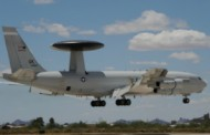 USAF Installs 1st 'Identification Friend or Foe' System Upgrade on AWACS Aircraft