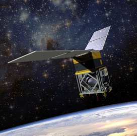 NASA Completes Environmental Tests on Ball Aerospace-Made Spacecraft for Green Propellant Demo Mission; Chris McLean Comments - top government contractors - best government contracting event