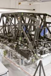 NASA Receives Northrop-Built Telescope Structure for Webb Space Observatory; Scott Texter Comments - top government contractors - best government contracting event