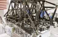 NASA Receives Northrop-Built Telescope Structure for Webb Space Observatory; Scott Texter Comments