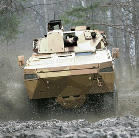 BAE Systems, Patria Submit AMV35 Vehicle for Australian Army Program - top government contractors - best government contracting event