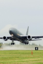 Boeing, Air Force Test KC-46 Hose & Drogue Air Refueling System - top government contractors - best government contracting event