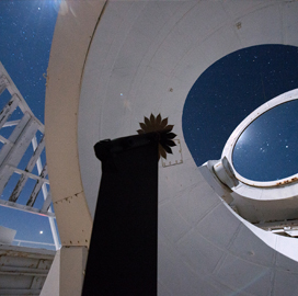 Northrop Demos Starshade Tech at Kitt Peak Observatory; Steve Warwick Comments - top government contractors - best government contracting event
