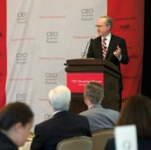 Thomas Kennedy at CEO Breakfast Forum