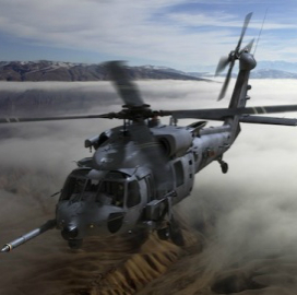 Rockwell Collins to Provide Avionics for Sikorsky's Combat Rescue Helicopter Contract - top government contractors - best government contracting event