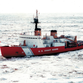 Navy, Coast Guard Issue Polar Icebreaker Design, Construction Draft RFP - top government contractors - best government contracting event