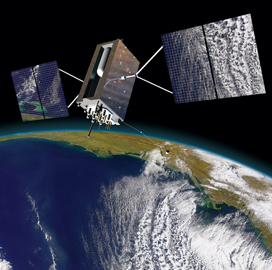 Reports Lockheed Delays St Air Force Gps Iii Satellite Delivery To December Due To Navigation Payload Issue Executivebiz