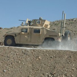 Army Eyes 'On-The-Move' Version of General Dynamics' WIN-T for Humvees - top government contractors - best government contracting event