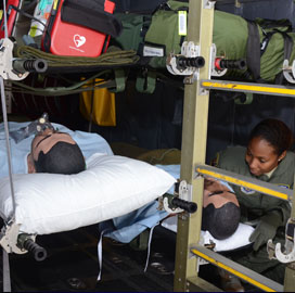 Aeromedical Evacuation Training System CAE