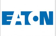 Eaton to Manufacture Hydropower Turbine, Generator Sets Under DOE Contract