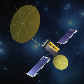 Lockheed to Start On-Orbit Test of 5th MUOS Satellite; Mark Woempner Comments - top government contractors - best government contracting event