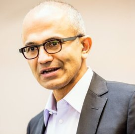 """Microsoft CEO Satya Nadella: """"˜Operational Security Posture' Key to Computer Network Defense - top government contractors - best government contracting event"""