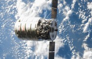 Int'l Space Station Captures Orbital ATK Cygnus Spacecraft for 50-Day Stay