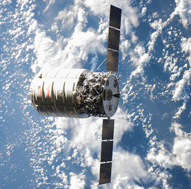 NASA to Launch Orbital ATK Spacecraft for 5th Resupply Mission to ISS - top government contractors - best government contracting event
