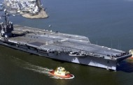 QinetiQ to Supply Launch & Recovery Control Equipment for JFK Aircraft Carrier