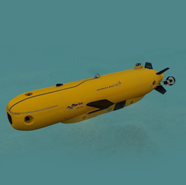 Lockheed Taps SeaRobotics to Help Build Autonomous Underwater Vehicle 'Marlin' - top government contractors - best government contracting event