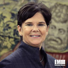 Phebe Novakovic: General Dynamics Supports White House Action to Help Protect IP of US Firms - top government contractors - best government contracting event