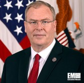 Companies Pitch Off-the-Shelf Tech Platforms to DoD SCO Chief Will Roper - top government contractors - best government contracting event