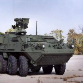 Raytheon Demos Air Defense Missile System With Army Ground Combat Vehicle - top government contractors - best government contracting event