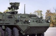 Raytheon Demos Air Defense Missile System With Army Ground Combat Vehicle