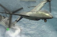 Reports: Northrop Designs Flying-Wing UAS Under DARPA 'Tern' Program