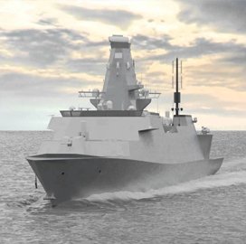 BAE to Begin UK Anti-Submarine Warfare Ship Production in 2017 - top government contractors - best government contracting event