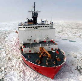 Coast Guard Taps CopaSAT for Managed Satcom Services to Icebreaker Ships - top government contractors - best government contracting event