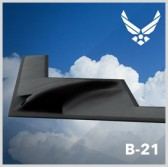 "ExecutiveBiz - Air Force Christens Long Range Strike Bomber Aircraft ""˜B-21 Raider'; Tom Vice Comments"