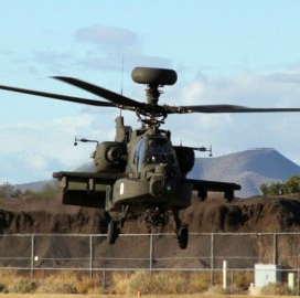 Singapore Installs Elbit Systems-Made Defensive Suite on Apache, Chinook Helicopters - top government contractors - best government contracting event