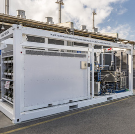 Navy to Test Boeing-Built Fuel Cell Energy Storage System - top government contractors - best government contracting event